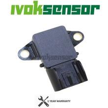Boost-Pressure-Map-Sensor Aspen Jeep Wrangler Chrysler Manifold 56041018AD for Sebring