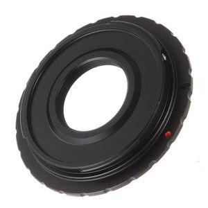 Image 2 - GloryStar แหวนอะแดปเตอร์สำหรับเลนส์ C Mount เลนส์ Canon EOS EF EFS กล้อง DSLR 5D 6D 7D II III 70D 80D