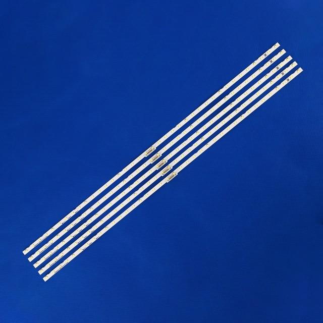 10 قطعة 38LED LED الخلفية قطاع لسامسونج UE50NU7100 UE50NU7020 50NU7400 BN96 45952A UN50NU7100 un50nu6900 LM41 00564a 46034A