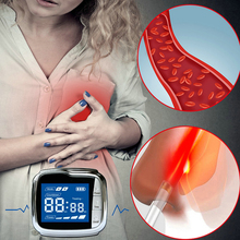 LLLT Laser Therapy Watch Body Pain Relief Chronic Pain Stroke Sudden Death sudden fiction