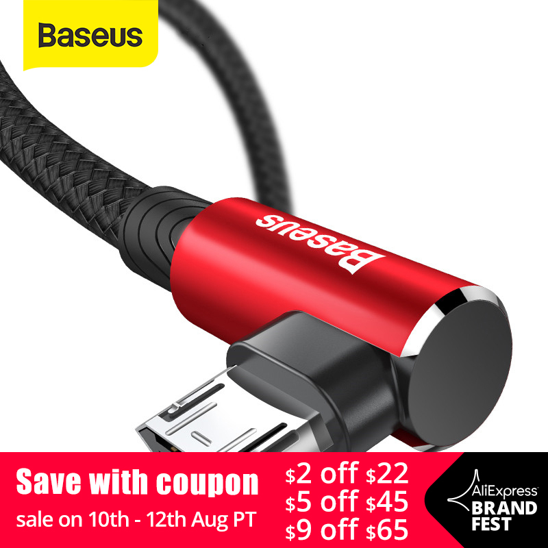 Baseus Mobile Game Reversible Micro USB Cable for Xiaomi Redmi 4X Note 4 5 Plus USB Data Cable for Samsung S6 USB Charger Cable|baseus micro usb cable|mobile phone data cablecable for - AliExpress