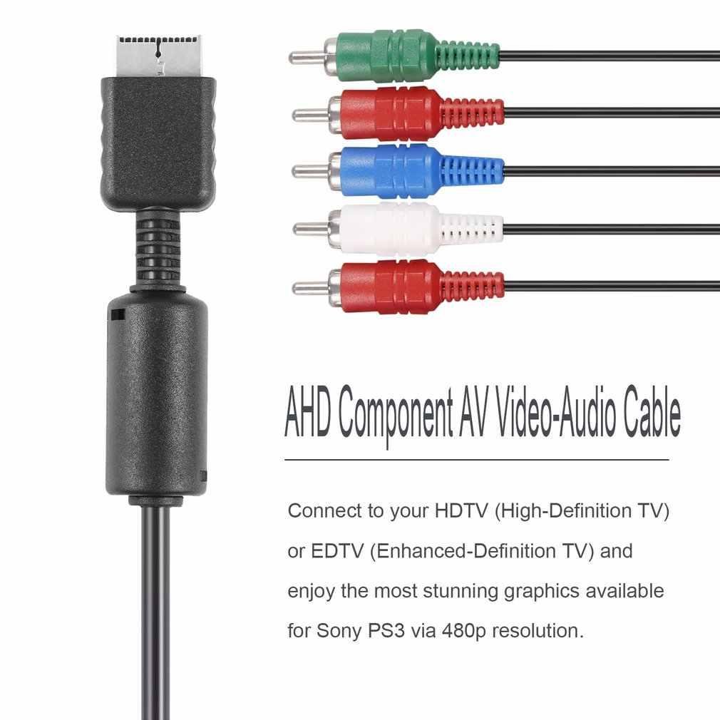 Caldo! 1PC HD Component AV Video-Audio Cavo Cavo/USB di Dati Cavo di Ricarica per I Bambini RC Drone Elicottero auto Giocattoli RC Parti