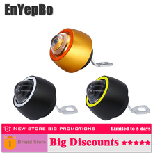 EnYepBo 1PCS Decorative Lamp/Led headlight angel eye motorcycle light Daytime Running Lights  bicycle lamp car work Fog