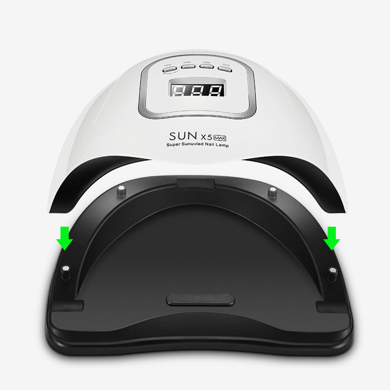 lampada do prego secador 57 leds manicure 05