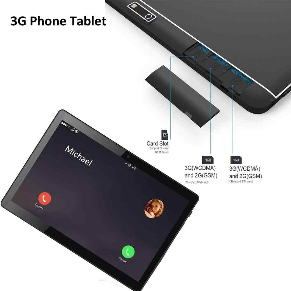 10,1 дюймовый планшет, четырехъядерный процессор, 3 Гб ОЗУ, 32 Гб ПЗУ, 1280*800 ips, устойчивый к царапинам, Android 8,0, gps, планшеты, 10 медиапланшетов
