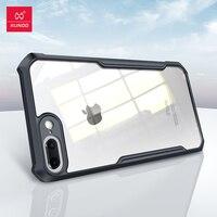 Für iPhone 8 Fall, Xundd Stoßfest Fall, Für iPhone8 Plus Fall, schutz Transparent Stoßstange Airbag Ausgestattet Telefon Abdeckung Shell