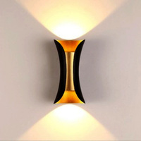 Thrisdar 20W 30W Nordic Up Down Wasserdichte LED Wand Licht Outdoor Garten Hof Korridor Front Tür Villa Veranda wand Lampe