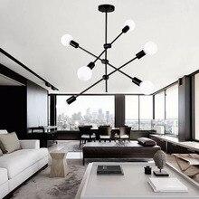 Lámparas de techo nórdicas para restaurante, lámpara de techo vintage para dormitorio, cocina, lámparas de techo