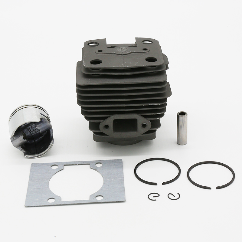 Tools : 40MM Cylinder Piston Assembly Fit For Husqvarna 143 143RII Engine Trimmers Spare Parts