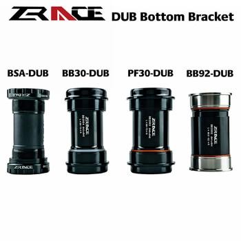цена на ZRACE DUB Bottom bracket, for SRAM MTB / Road Crank, DUB BSA,BB29,BB92,PF30,BB30 Compatible with traditional tools