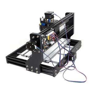Image 2 - CNC 3018Pro graveur Laser 3 axes fraisage Laser Machine de gravure pour Sculpture bois routeur Support hors ligne Laser Cutter 0.5 15W
