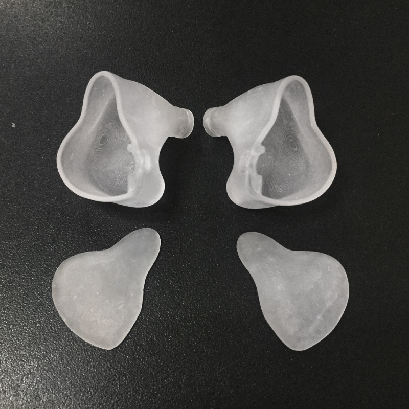 1 Pair Universal IEM Shell 3D Printed Earphone Shell In-ear Monitor Housing For Custom IEMs Earphones Headsets