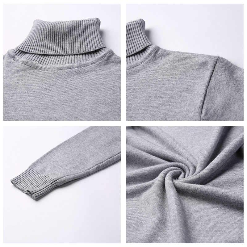 Coodrony 브랜드 터틀넥 스웨터 남성 클래식 캐주얼 당겨 옴므 2019 겨울 두꺼운 따뜻한 스웨터 소프트 니트 풀오버 남자 c1009
