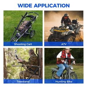 Image 5 - Arc simple pour Quad vélo, support rembourré, guidon unique pour moto, ATV UTV, tir à feu, v grip, VFGH, voiture de Golf et Scooter, modèle support étagères