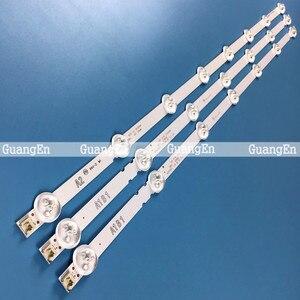 Image 2 - 30 adet 630mm arka ışık şerit lamba için 32 TV 32ln541v 32LN540V A1/A2 Type 6916L 1437A 6916L 1438A 6916L 1204A 6916L 1426A