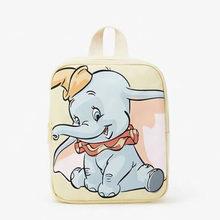 2020 disney kawaii dumbo mochila das crianças primavera e verão dos desenhos animados imprimir mochila meninos meninas do jardim de infância presentes