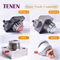 Raytools Laser Cutting Head BT210 BT230 BT240/240S WSX001A LaserMech Nozzle Connection Part For Fiber Metal Cutting Machine