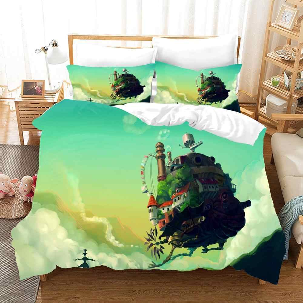 ONE PIECE Bedding Set  Duvet Quilt Cover Pillowcase Double Twin Full Queen King