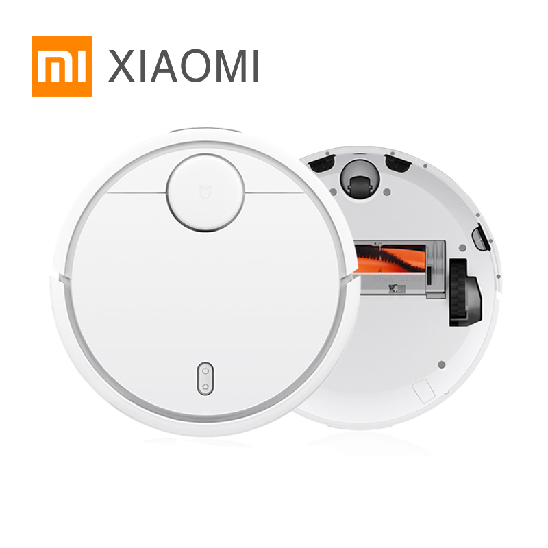 Xiaomi Mi Robot Vacuum Cleaner for Home with Automatic Sweeping and App Control 1