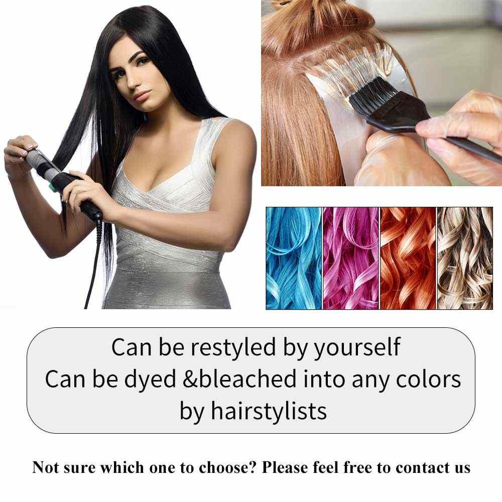 Base de seda Doreen de 12 pulgadas para cabello, tupé para mujeres, piezas de cabello de Color Natural con 3 hebillas de pelo humano Remy