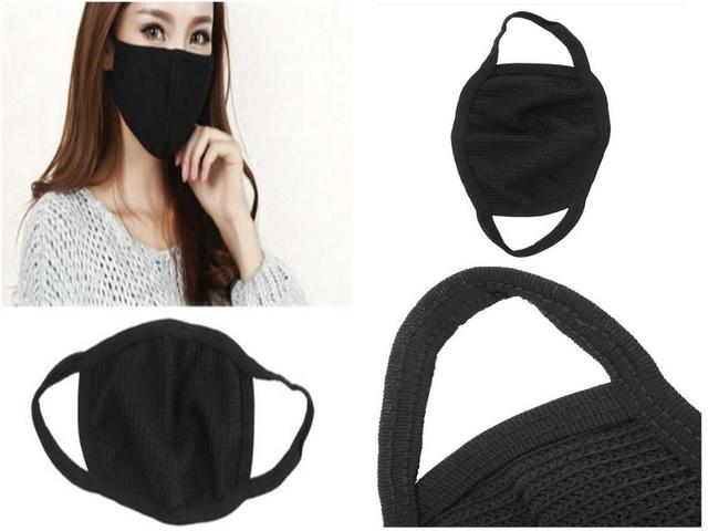 Outdoor Sports Face Mask Cycling Anti- Dust Cotton Yarn Mouth Safety Face Masks Cover Ski Proof Flu Face Masks 5