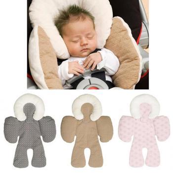 Babies Car Seat Cushion Kids' Safety cb5feb1b7314637725a2e7: Dark Khaki Gray Pink