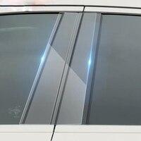 Car window pillar trim Sticker For Mercedes w213 amg Mercedes w205 amg/glc x253 mg mercedes c class accessories