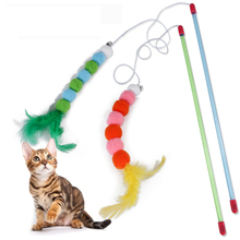Bells-Toy Running Cat Toys with Cats Pet-Supplies On-The-Grass Interactive Playing