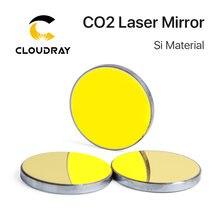 Светоотражающие зеркала cloudray co2 laser si для лазерного