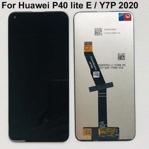 Image 5 - الأصلي لهواوي P40 لايت E ART L29 / Y7p 2020 ART L28 الكامل LCD شاشة عرض تعمل باللمس محول الأرقام الجمعية استبدال + إطار