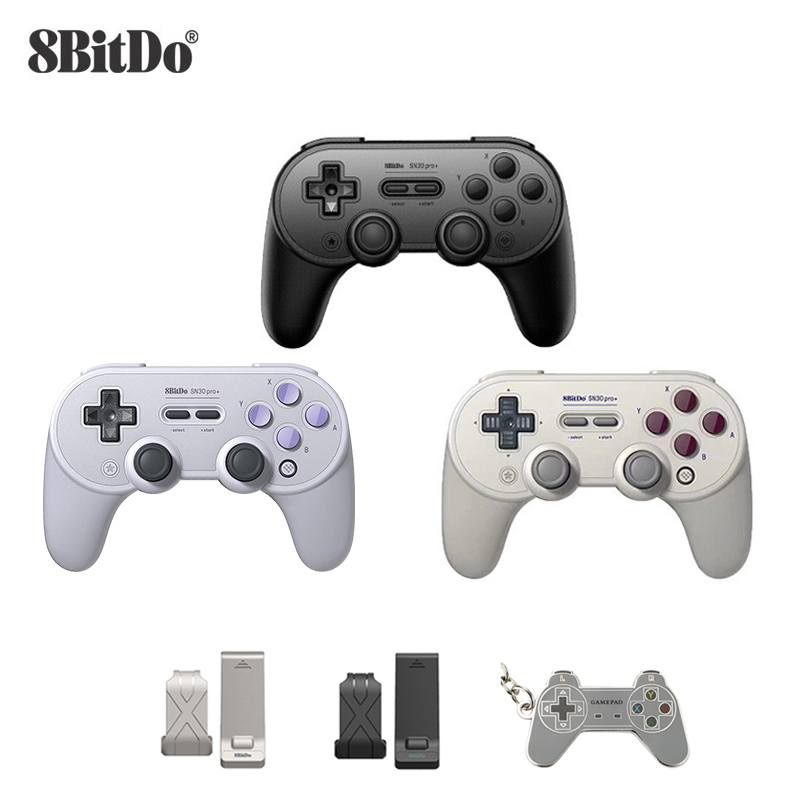 SN30 PRO  Wireless Joystick Bluetooth Remote Game Controller Gamepad for Switch Windows  Steam macOS Joystick Accessories