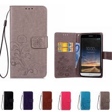 Leather Wallet Phone Case For LG W10 W30 K10 2017 Q60 K50 K7 K8 Q6 X power K220DS G5 G6 Stylus 2 3 5 Leon Spirit Q Stylo Cover