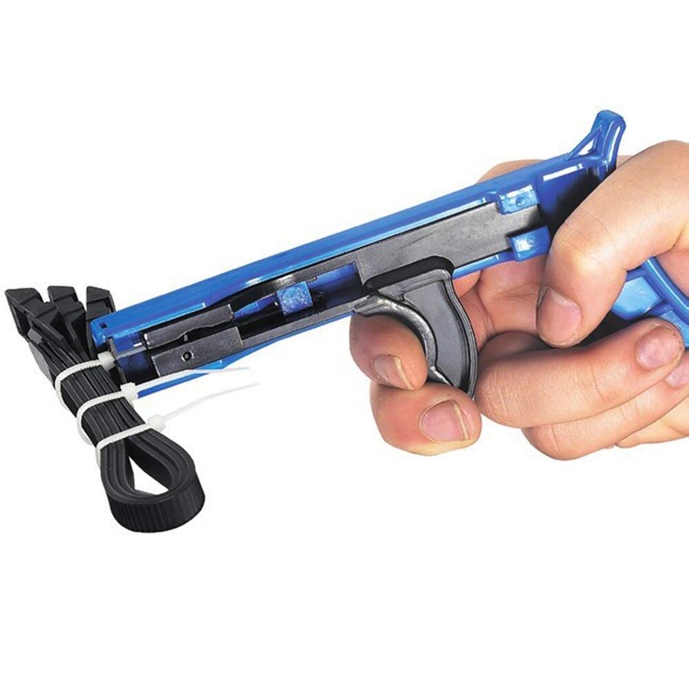 Pinces d/'attache de câble Tendeur Attaches Fil Pistolet de fixation Outils