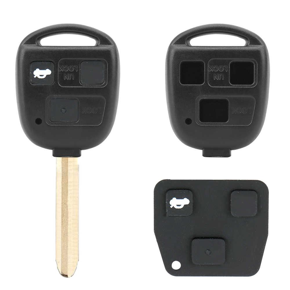 LEEPEE 2/3 BT מרחוק Fob כיסוי לקסוס RX300 ES300 LS400 GX460 מפתח כיסוי רכב מפתח Shell Case אביזרי רכב