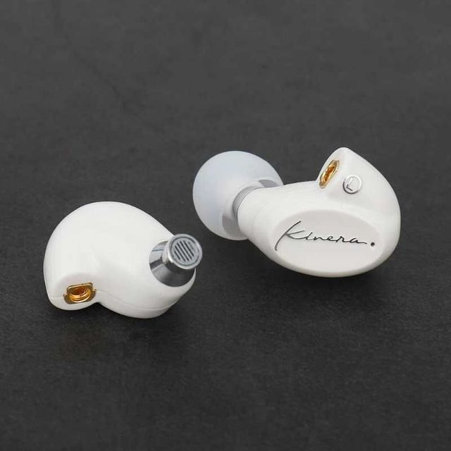 Kinera SIF Dynamic Driver In Ear Earphones Earbud HIFI DJ Monitor Earphone Running Sport Earplug Headset With MMCX Cable 3