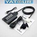 Yatour YT-BTA для Honda Accord Civic CRV Odyssey Pilot Fit Element car radio Bluetooth hands free kit Digital Music Changer