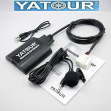 Yatour YT-BTA für Honda Accord Civic CRV Odyssey Pilot Fit Element auto radio Bluetooth hände freies kit Digitale Musik Wechsler