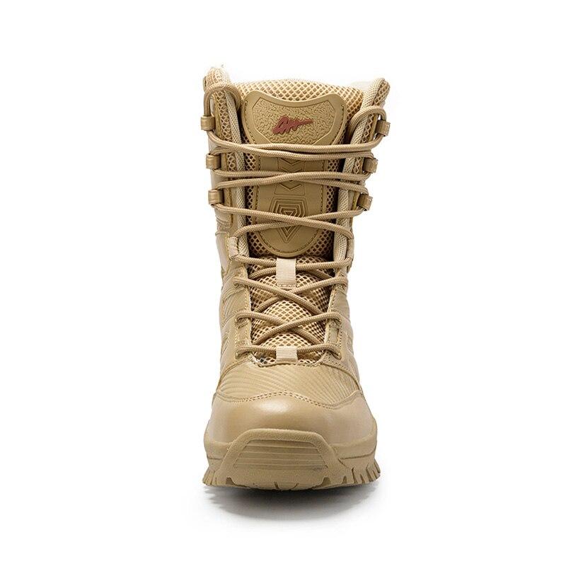 Водонепроницаемые уличные мужские военные тактические ботинки; Botas Tacticas Militar Hombre Bota Tatica; охотничьи армейские ботинки Swat Jungle; походная обувь