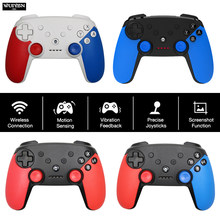 WUIYBN NS Gamepad Bluetooth Switch Pro Controller Wireless Game Joystick For Nintendo Switch lite Game machine/PC/Android/Steam(China)