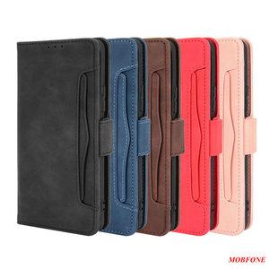 Image 3 - Leather Case For Cubot P40 X30 Unque Flip Magnetic Closed Wallet Soft Cover For Cubot Note 7 /Note 20 Card Holder Bag Cubot C30