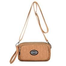 Designer Small Women Bag Waterproof Nylon Handbag W