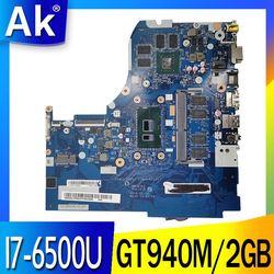 NM-A751 motherboard for Lenovo 310-15ISK 510-15ISK laptop motherboard i7-6500U RAM GT940M-2G original Test motherboard