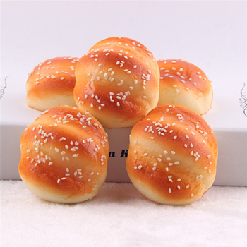 Nowa symulacja Model sztuczny chleb ozdoby ciasto piekarnia fałszywe rzemiosło dzieci zabawka kuchenna pączki pączki udawaj zagraj w zabawki dla dzieci tanie i dobre opinie CN (pochodzenie)