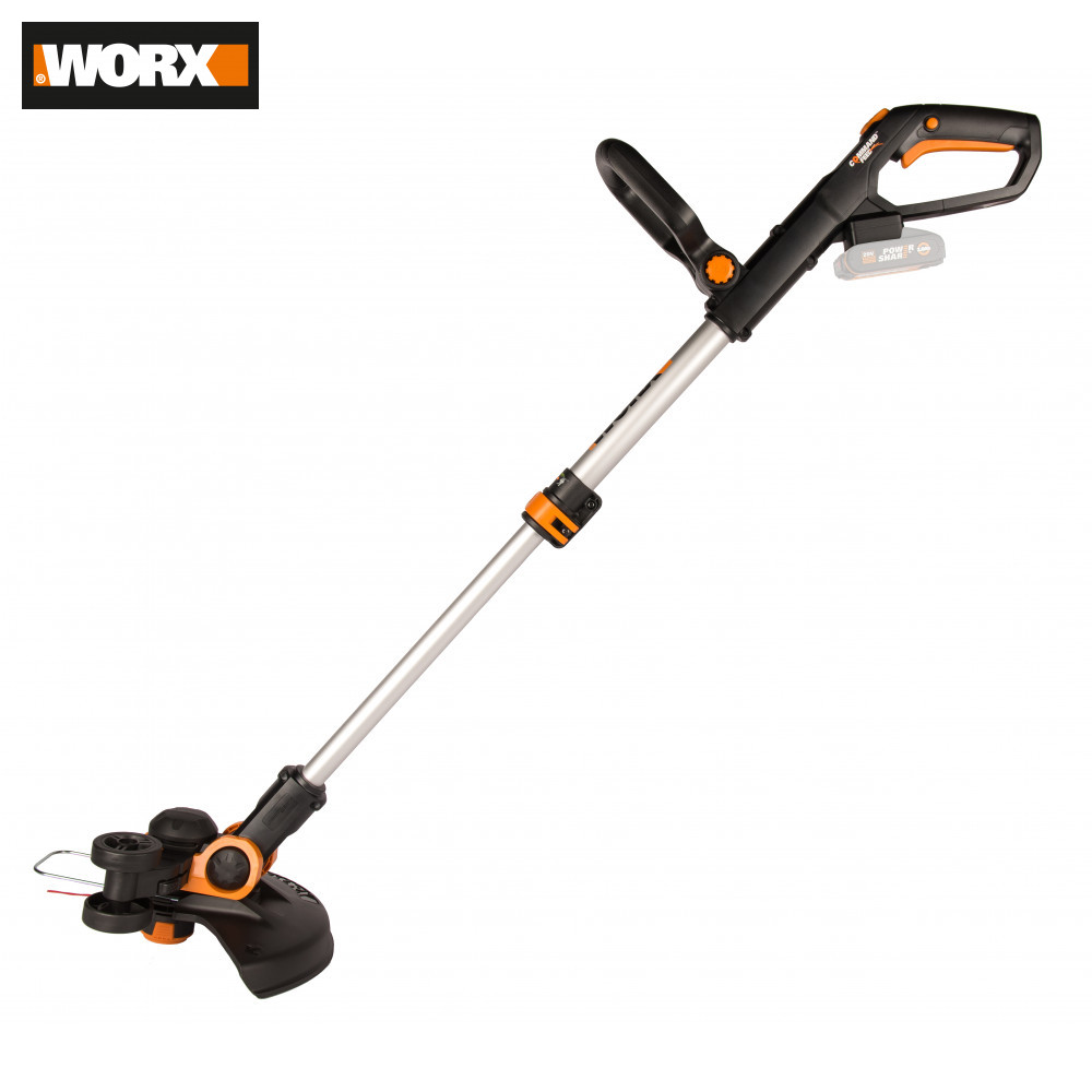 Grass Trimmer WORX WG163E.9 Garden Power Tools Battery A Haircut Trimmers Cutting Rechargeable