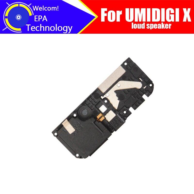 UMIDIGI X Loud Speaker 100% Original  Inner Buzzer Ringer Replacement Part Accessories For UMIDIGI X