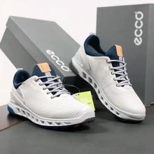 Golf-Sneakers Sports-Shoes Breathable Designer Mens Brand New for White Anti-Slip Mesh