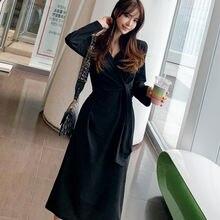 Женский корсет с длинным рукавом повседневное облегающее платье