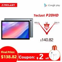 Распродажа Teclast P20HD 10,1 дюймовые Планшеты Android 10,0 OS 4 ГБ ОЗУ 64 Гб ПЗУ 1920 × 1200 6000 мАч батарея AI-speed-up