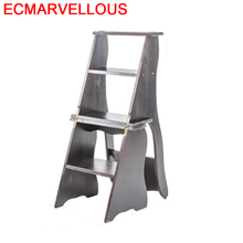 Lipat Складная скамейка ottoman детская ванная комната Dobravel табурета де Cocina деревянный стул Escaleta стул стремянка