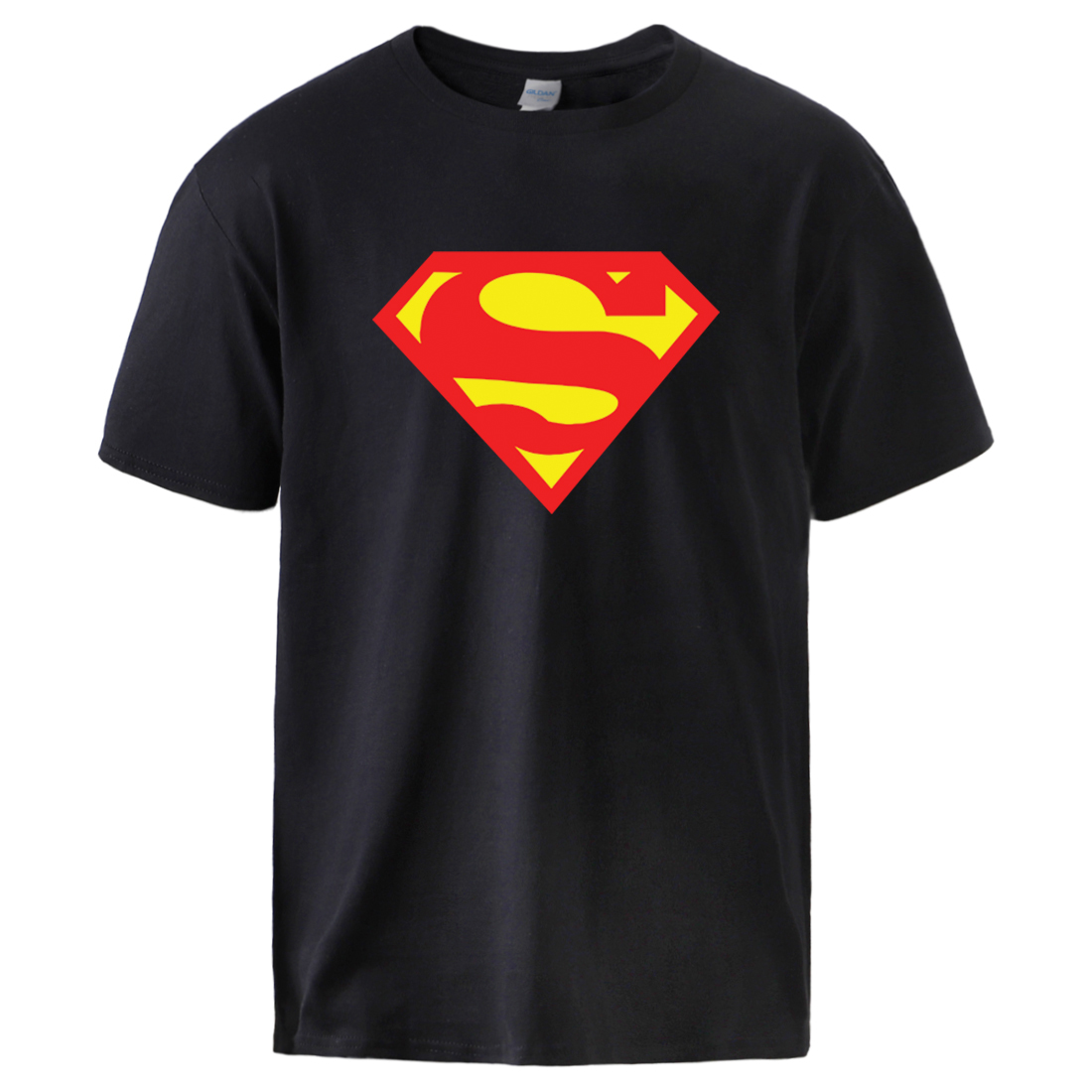 Superman Clark Kent T Shirts Mens Casual Cotton Sportswear Summer Short Sleeve Tops Man New Brand Fashion Streetwear T Shirts